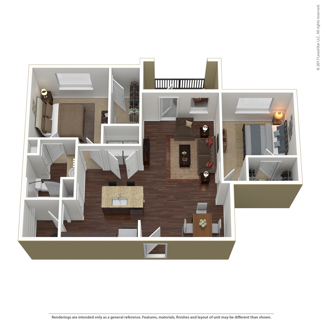 2 bedroom 1 bath apartment home design for 1 bathroom 2 bedroom